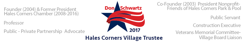 Vote Don Schwartz